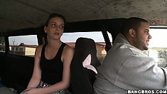 That dirty couple is going to film their unlimited sexual fun on camera