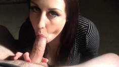 Dates25com Homemade pov blowjob with cumshot