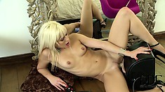 Bet You've Never Seen A Sybian Being Used In So Many Positions Before