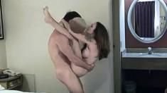 True hidden cam mama and daddy having fun