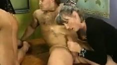 Vintage Classic Group Sex