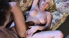 Layla Jade's pussy is not the only hole she loves taking meat into